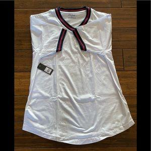 Galaxy by Harvic V Neck Short Sleeve Shirt…